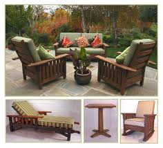 opulent design craftsman style patio furniture on home ideas with