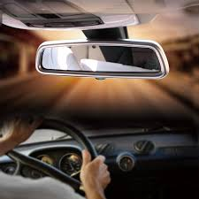 mercedes accessories store aliexpress com buy chrome interior rearview mirror cover trim