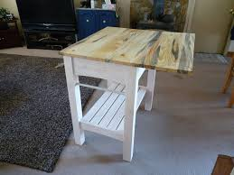 Custom Kitchen Island For Sale by Handmade Kitchen Island Table By Sawtooth Creations Custommade Com