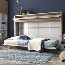 Twin Wall Bed Brayden Studio Bustleton Twin Murphy Bed With Mattress U0026 Reviews