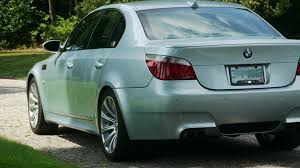 2007 bmw for sale web finds for sale 2007 bmw e60 m5 second daily classics