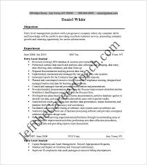 Resume Template Business Analyst Business Analyst Resume Template U2013 11 Free Word Excel Pdf Free