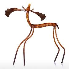 100 moose home decor artist makes life sized faux taxidermy
