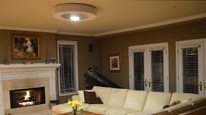 bladeless ceiling fan with light exhale fans the ceiling fan reinvented