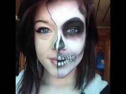 25 best ideas about skeleton face paint on skeleton face skull makeup and skeleton makeup