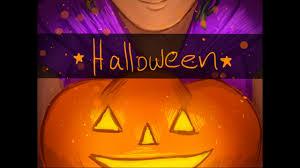 speedpaint happy halloween youtube