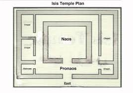 isis temple ptolemaic u2013 deir el shelwit west bank my luxor