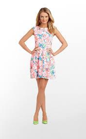 flutter style dress briella dress in flutter blue lucky charm 188 w o 2 2 12
