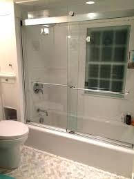 Kohler Fluence Shower Doors Kohler Shower Door Bypass Shower Door In Bright Polished Silver