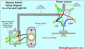how to install a ceiling fan light dual dimmer switch www
