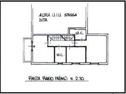 ref 598 two family house for sale in montignoso agenzia tecnico