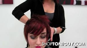 the salon blow dry shiny and smooth blow out youtube