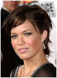 flattering hairstyles for overweight women short hairstyles for overweight women
