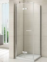 Bifold Shower Door Merlyn 8 Series Frameless Hinged Bifold Shower Door 800mm M87211