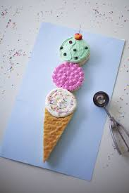 ice cream party perfect how to make an ice cream cone cake