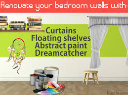 bedroom wall decorating ideas that are magically divine
