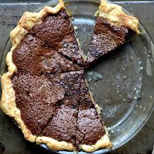 bakeaholic mama coconut banana brownie pie