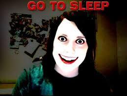 Laina Walker Meme - jeff the killer 4chan hunts down the origins of an internet