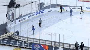 when was thanksgiving in 2008 nhl not concerned about weather for winter classic