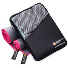travel towel images Camping towel set with quick dry technology perfect pack towel jpg