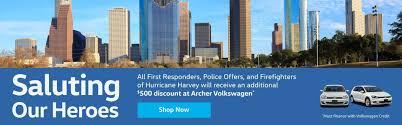 lexus dealer i45 houston archer volkswagen volkswagen dealer in houston tx