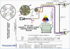 5 wire trailer wiring diagram to 7 pin plug trailer u2013 pressauto net