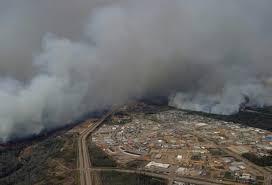 Wildfire Yukon by The Massive Wildfire Burning In Alberta The Atlantic