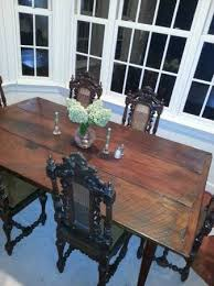 Gothic Dining Room Furniture How To Modernize Dining Area U0026 Keep Gothic Dining Chairs