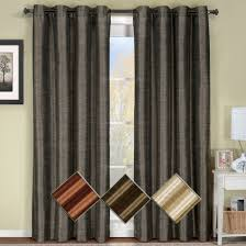 Blackout Curtains Grommet Luxury Geneva Lined Grommet Blackout Curtain Panels Single