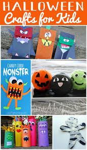halloween crafts for kids the creative