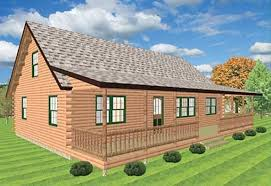 log cabin home designs floor plans log cabin plans page 1