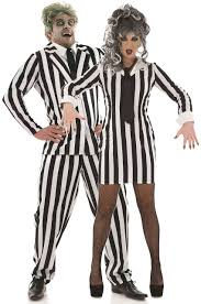 Beetlejuice Halloween Costumes Couples Crazy Ghost Fancy Dress Costumes Fancy Limited