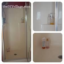 Ikea Bathroom Caddy Grundtal Shower Shelf Ikea Hack The Diy Village