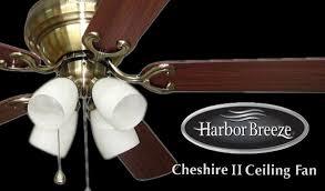 Hampton Breeze Ceiling Fan Parts by Harbor Breeze Ceiling Fans Parts Blades