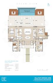 simple modern house kerala home design and floor plans hillside