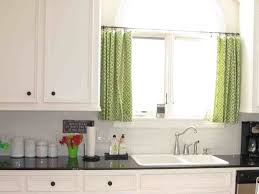 Curtains And Blinds For Bay Windows Kitchen 5 Kitchen Window Curtains Also Trendy Kitchen Curtains