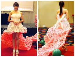 balloon dress dress design for the balloon dress jocelynballoons the