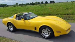1980 corvette yellow chevrolet corvette c3 in for sale used cars on buysellsearch