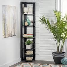 Bookcase Corner Unit Zipcode Design Lola Corner Unit Bookcase Reviews Wayfair