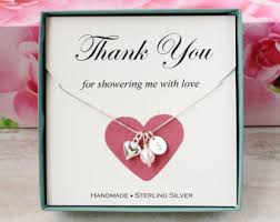 hostess gifts for baby shower hostess thank you etsy