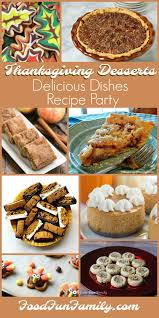 thanksgiving dessert recipes delicious dishes recipe 93