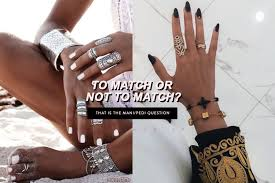 beauty do or don u0027t matching your nails to your toes