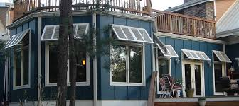 Bahama Awnings Bahama Shutters Exterior Window Shutters From The Louver Shop
