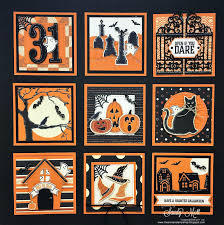 Haunted Halloween Gift by The Scrap N U0027 Stamp Shop