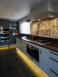 Black Countertop Kitchen by Black Kitchen Countertops Home Design Styles