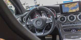 C63 Coupe Interior Mercedes Amg C 63 S Coupe 2015 Review