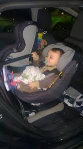 siège auto bébé 7 mois découverte du bébé confort axissfix i size sécurange le