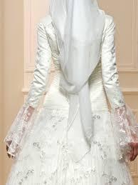 sequins beading lace a line long sleeve muslim arabic wedding