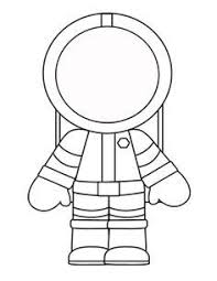 pictures rocketship preschool printable template