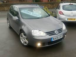2006 vw golf 2 0 gt tdi 6 speed manual grey 5 door towbar long mot